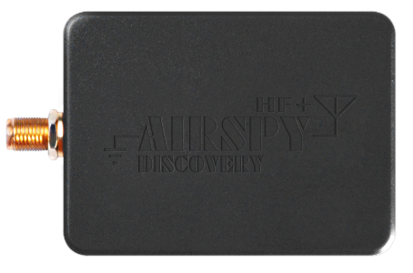 Krypto500, Krypto1000 and the AirSpy HF+ Discovery