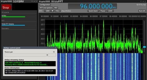 Krypto1000 SIGINT - COMINT software update