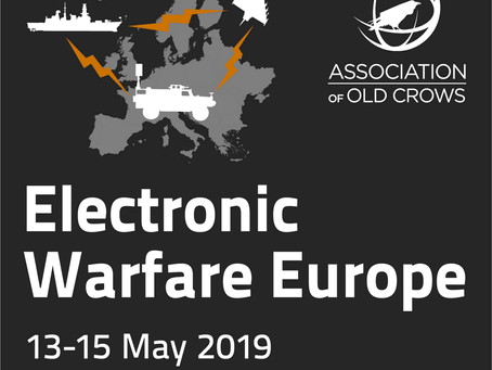 See Krypto500 & Krypto1000 at EW Europe 13-15 May 2019