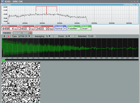 Satrian MK1.5 'Andrus' SDR supported in Krypto500 v1.264