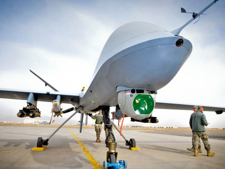 Krypto SIGINT / COMINT software and the Hyperion UAV system