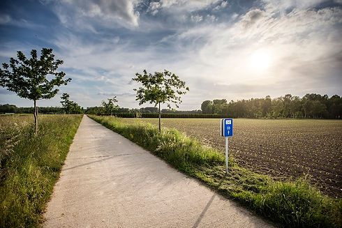 Fietsroutenetwerk-Limburg-fietsen-blauw-