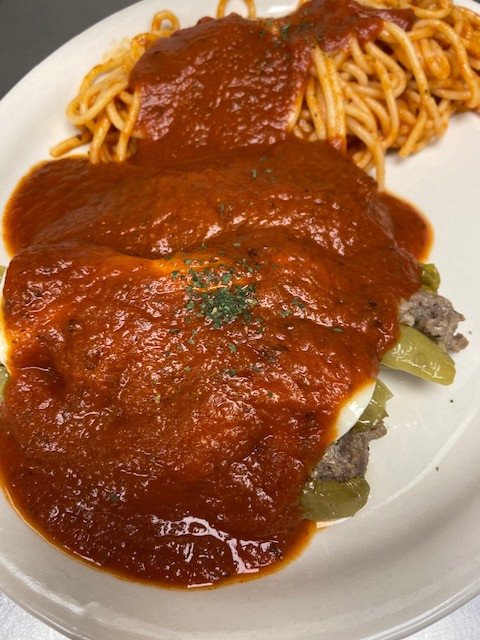 Hot Pepper Parmesan