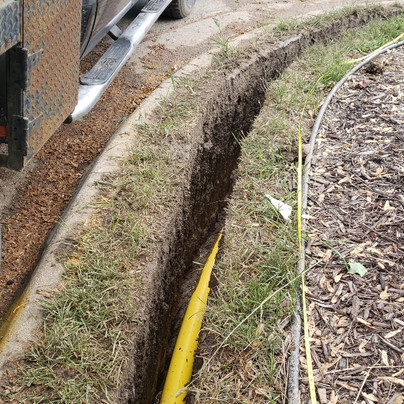 Trenching in gas line.jpg