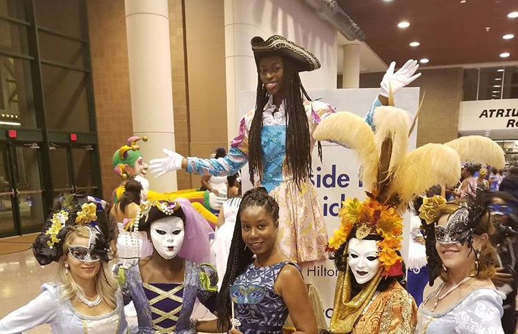 BOULE 2018 - LOUISIANA