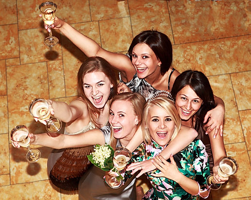 party bridesmaids before the wedding.jpg