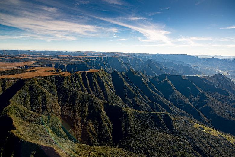 Canion Rio do Rastro em Santa Catarina