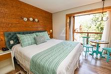 Apto Super Luxo - Hotel Cabanas Tio Muller - Gramado RS