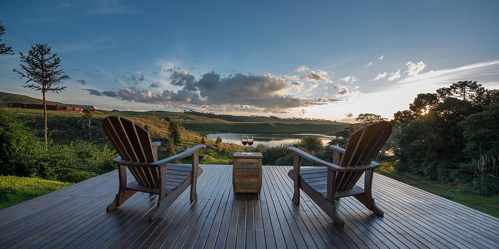 Rio do Rastro Eco Resort | Pôr do Sol