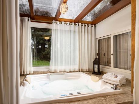Chalé Premium Hotel Cabanas Tio Muller em Gramado RS