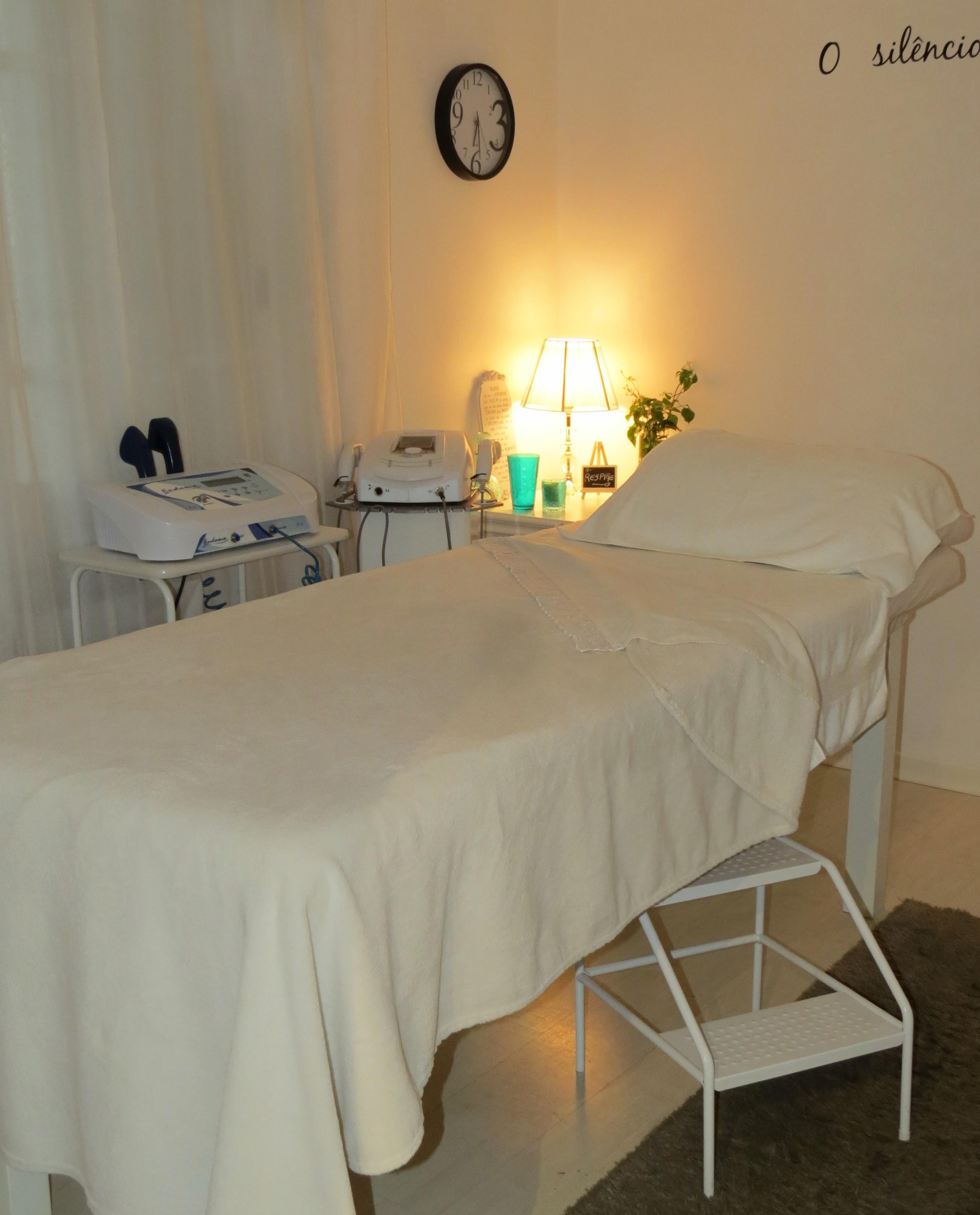 Sala de Massagem Salão da Pretta