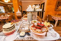 Café da Manhã - Hotel Cabanas Tio Muller - Gramado RS (2)