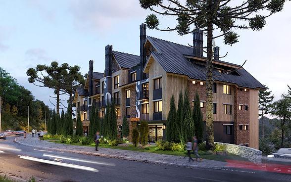 Residencial Soho | Gramado RS | Imobiliária Casa da Montanha