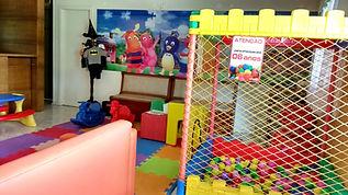 Espaço Kids - Restaurante em Canela - Piccolo Paradiso do Xico