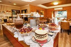 Café da Manhã - Hotel Cabanas Tio Muller - Gramado RS (1)