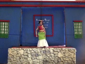 Frida's imaginary friend
