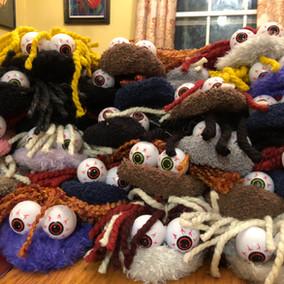 Class set : Sock puppets