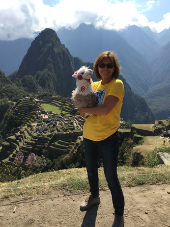 Traveling with Puppets- A visit to Peru