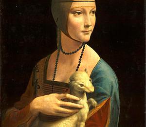 Las modelos de da Vinci