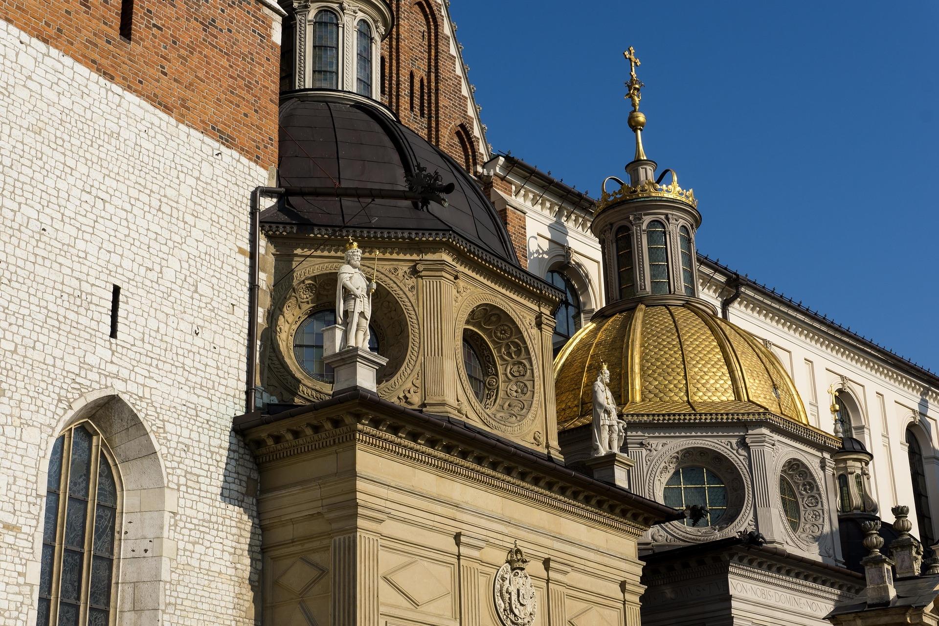 Cracovia, Castillo Wawel, Polonia
