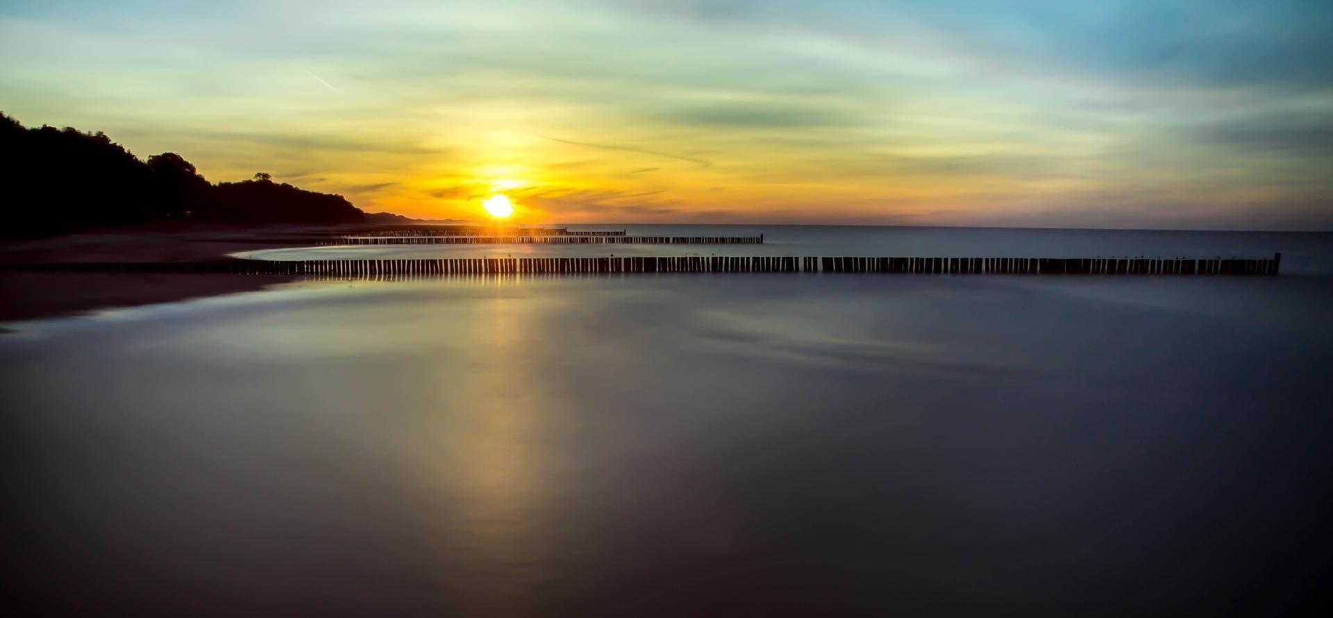 Mar Báltico, Polonia