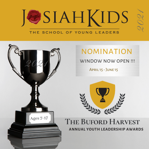 The Buford Harvest  - Nomination Window