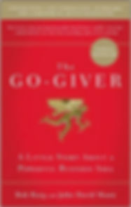 The Go-Giver - by Bob Burg and John Davi
