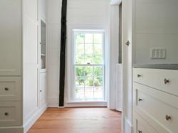 Kitchen side window