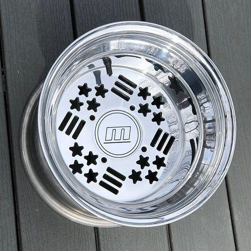 GY6 Stars & Stripes Wheel