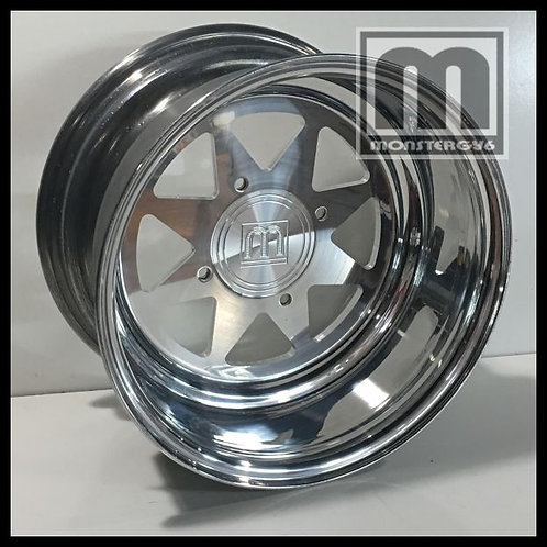 GY6 LeMans Wheel