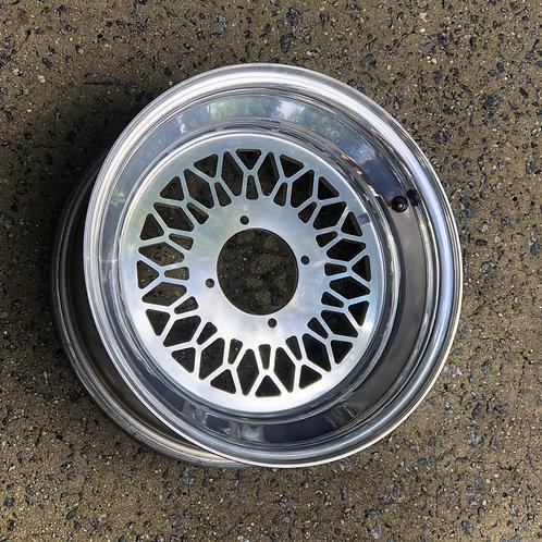 Mesh Front Wheel 12x4