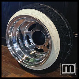 Shinko Whitewall Tire