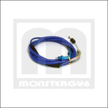 NCY Heavy Duty Throttle Cable 150cc