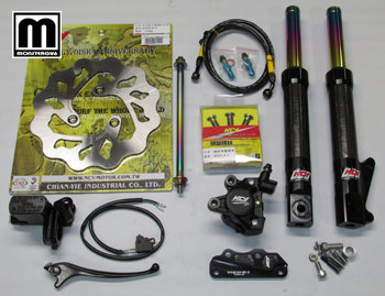NCY Front End Kit