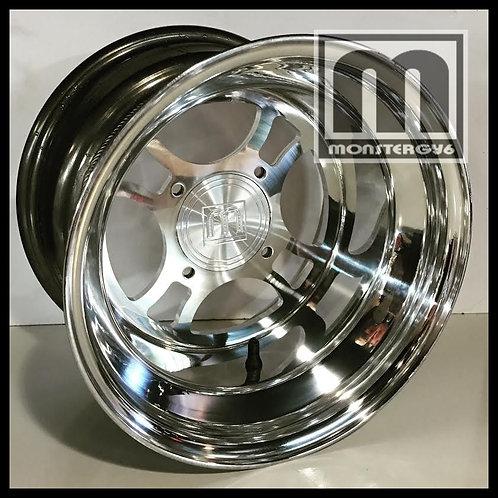 GY6 Katana Wheel
