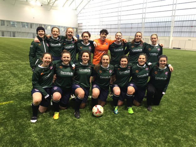2nd Team Beat Napier on Penalties
