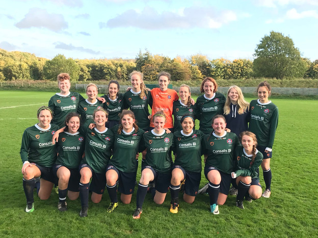 3rd Team Impress in 6-1 Victory Over QMU