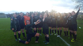 2nd Team Stun Aberdeen Uni 1s
