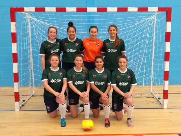 2s Futsal Storm 3 wins out of 3