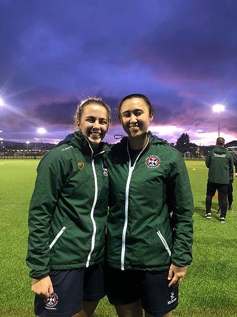 1s Captain_VC - Kristina Kim and Izzy Co