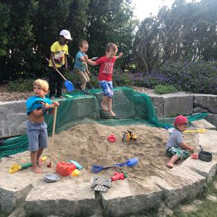 unser Sandkasten