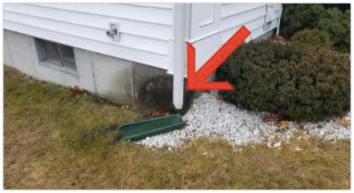 Nuhom - home tour tips - gutters