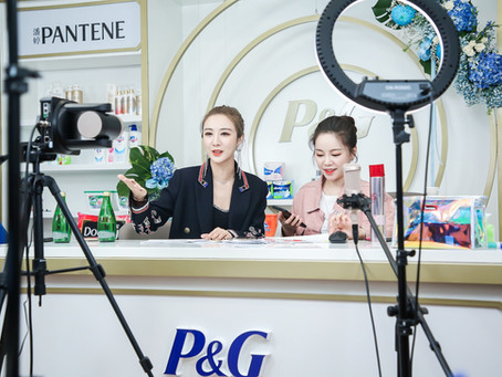 China's Live Streaming Commerce Goes Viral (No Pun Intended)