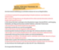 Corona-Regeln im BodyButler Telgte (Upda