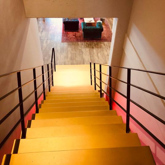 Goldene Treppe