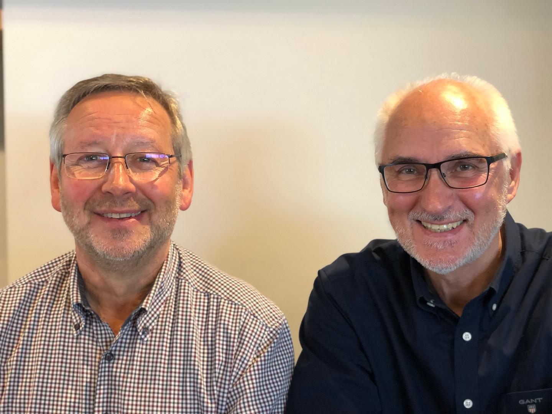 Heinz und Hans-Joachim: