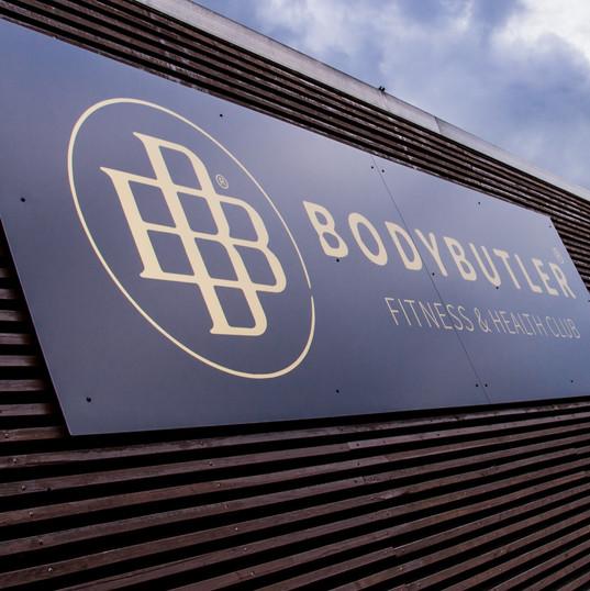 BodyButler Telgte Straßenansicht