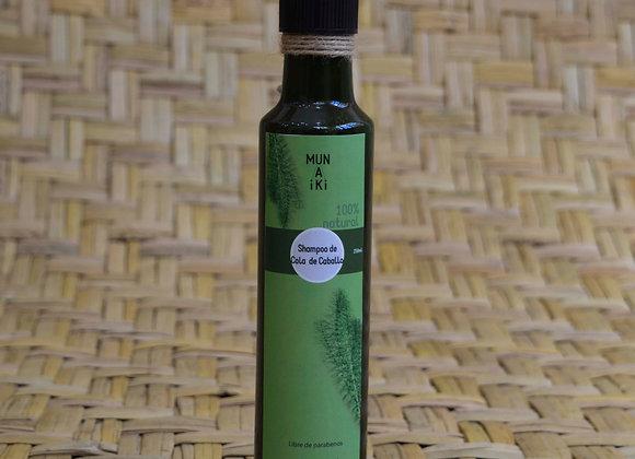 Shampoo Munaiki (Cola de caballo)