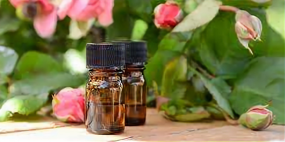 Essential Oil Make-N-Take with Jeanette