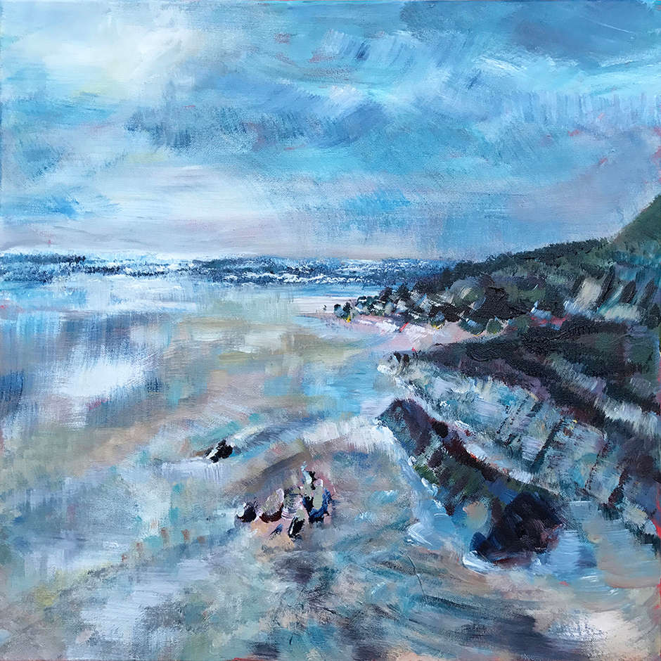 Wild Spray and Wet Feet, Sharon Henson